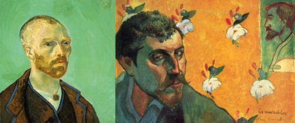 Gauguin and Van Gogh #2